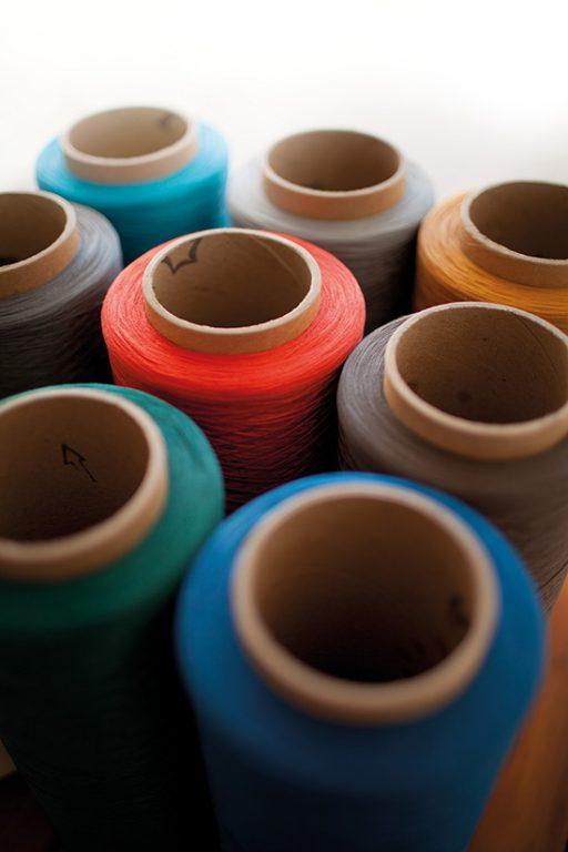Carpet fibres