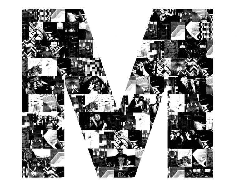 M logo by Aecom