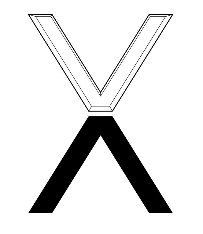 X logo by FaulknerBraowns