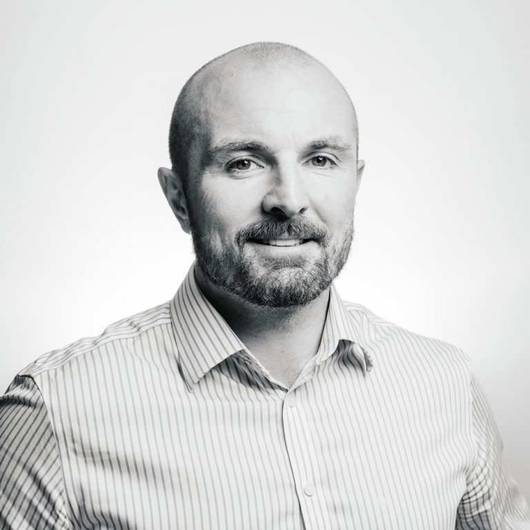 Stef Brennan, Sales Director, Hunters