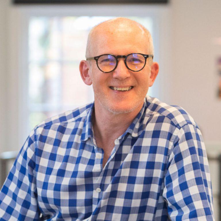 Christopher Radcliffe, Senior Interior Designer, Maber Architects