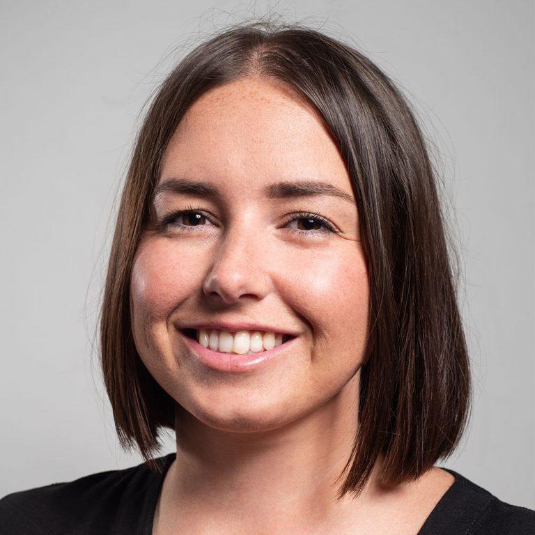 Katie Lea, Head of Design, NoChintz